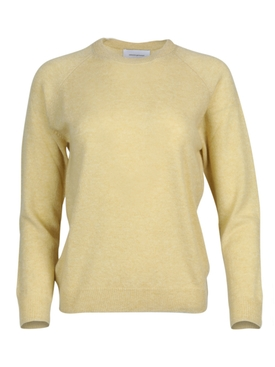 Mila light cashmere jumper SUN