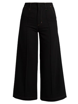 Wales Bonner - Reed High-rise Wool Culottes - Women