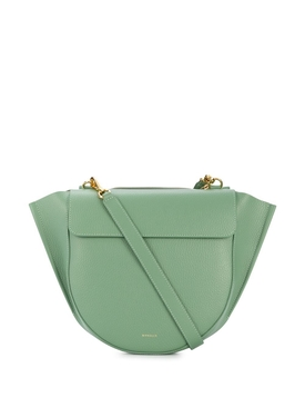 Wandler - Hortensia Bag Medium Sage Crust - Women