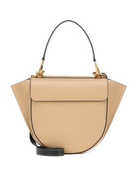 Wandler - Hortensia Bag Medium Biscuit - Women
