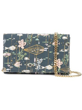Preciously Paris - Preciously Paris X The Webster Exclusive Mini Hand-embroiderd Clutch - Women