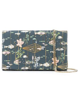 Preciously Paris - Preciously Paris X The Webster Exclusive Hand-embroiderd Clutch - Women