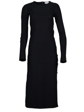 Black embellished tchikiboum dress