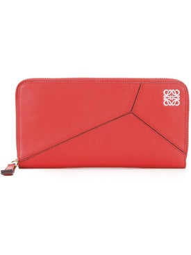 Loewe - Zip Around Continental Wallet - Women