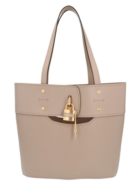 Chloé - Grey Medium Aby Tote - Women