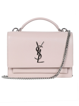 Saint Laurent - Sunset Pink Cross-body Bag - Women