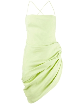Jacquemus - La Robe Saudade Dress Green - Women