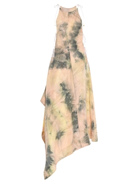 Galapogas tie-dye dress