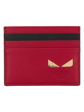 Fendi - Monster Eyes Card Holder - Men