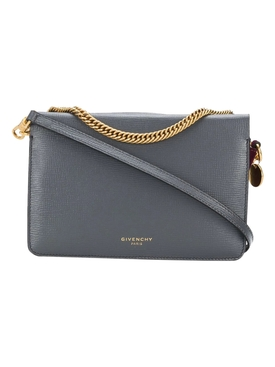 Givenchy - Storm Grey Cross-body Bag - Women