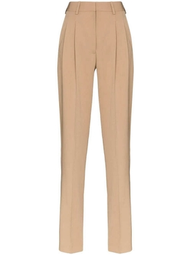 Stella Mccartney - Neutral Straight Leg Pant - Women