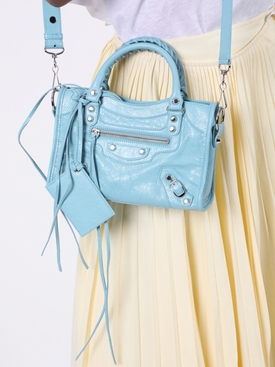 Classic Mini City Bag Sky Blue