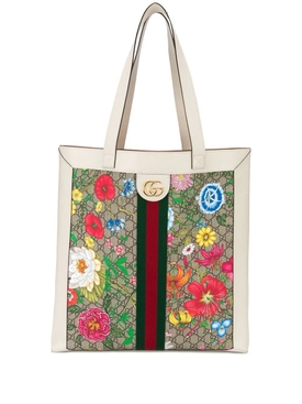 Ophidia GG Flora tote