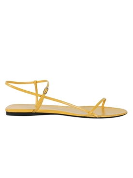 The Row - Mustard Bare Sandal - Women
