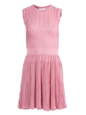 Pink Gaspara Knit Dress