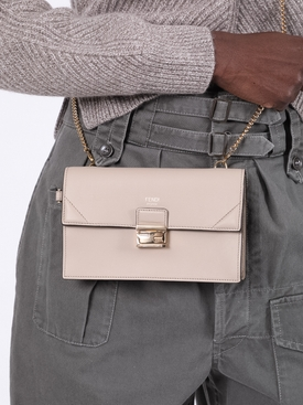 Kan-U Wallet on Chain, ivory