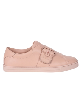 Fendi - Pink Slip On Sneaker - Women