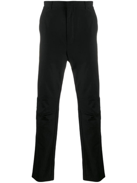 Pocket Strap Pants BLACK