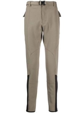 Alyx - Taupe And Black Riding Pants - Men