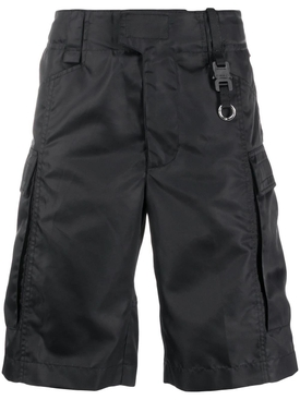Tactical Cargo Shorts Black
