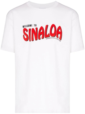 Nasaseasons - Sinaloa Logo T-shirt - Men