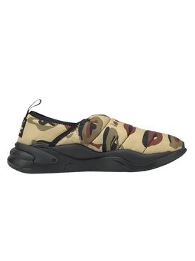 X KIDSUPER STUDIOS RS-2K Slip-On Sneaker, Pale Khaki