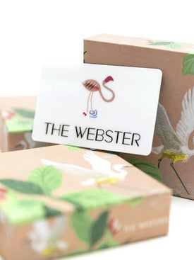 Gift Card - $2000 Webster Gift Card - Women