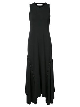 The Row - Ojoie Dress Black - Maxi