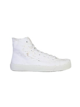 Tabi high top sneakers WHITE
