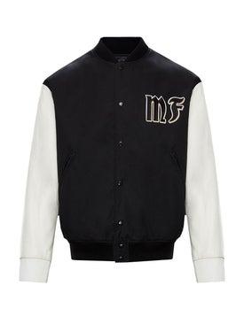 Moncler Genius - 7 Moncler Fragment Hiroshi Fujiwara Varsity Jacket - Men