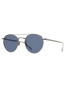 RIMOWA x GLCO Silver Sunglasses