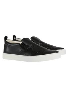 Dublin Slip-On Sneakers BLACK