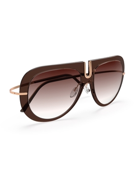 Titan Minimal Art – Futura Sunglasses Classic Brown Gradient