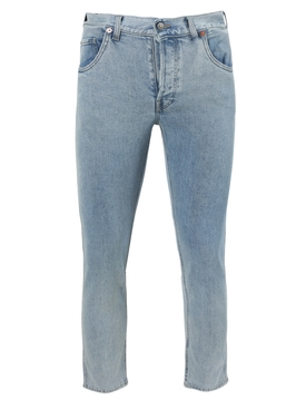 Light Wash Stretch Denim