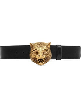 Gucci - Tiger Head Belt - Women