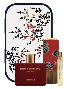 SLEEPING ON THE ROOF EAU DE PARFUM SET 50 ml  + 10 ml travel size bottle