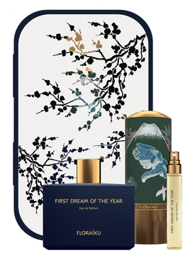 FIRST DREAM OF THE YEAR EAU DE PARFUM SET 50 ml  + 10 ml travel size bottle