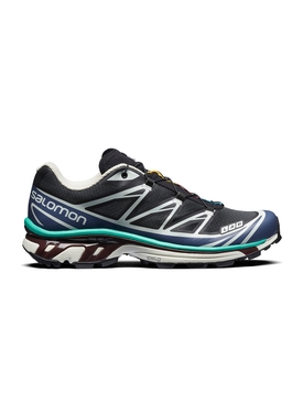 BLACK MULTICOLORED XT-6 Advanced sneakers