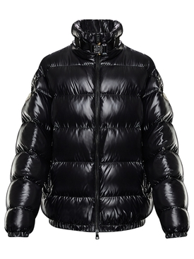 x ALYX BLACK NYLON DOWN JACKET