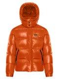 Moncler Genius - 7 Moncler Fragment Hiroshi Fujiwara Orange Nylon Jacket - Men