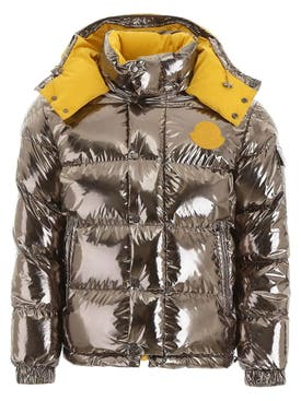 Moncler - Silver And Yellow Prele Jacket - Men