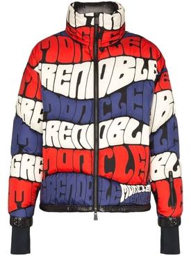 Limmat puffer jacket