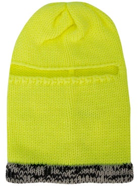 Calvin Klein Jeans Est.1978 - Neon Yellow Ski Mask - Men