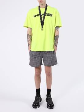 YELLOW SAFETY T-SHIRT