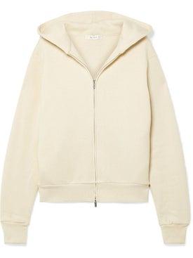 The Row - Hooded Sweatshirt Natural - Women