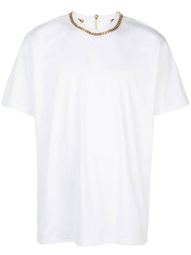 Burberry - Chain Neck T-shirt - Men