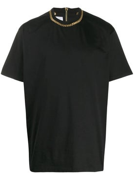 Burberry - Chain Neck T-shirt Black - Men