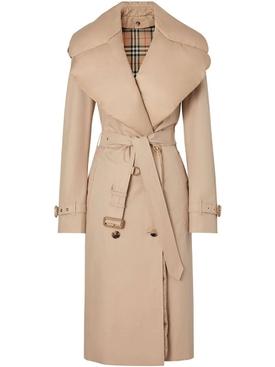 Kensington Gabardine Coat