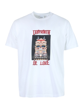 White Labyrinth of Love t-shirt