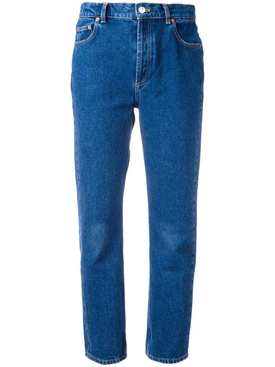 Blue Genuine Denim Jeans